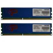 Patriot Memory 8GB DDR3 PC3-10600 Kit 8GB DDR3 1333MHz memoria