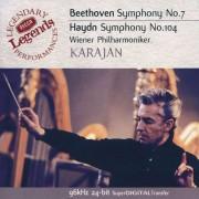 Beethoven/Haydn - Symphony No.7,104 (0028947025627) (1 CD)