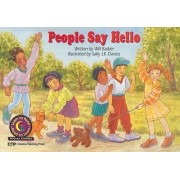 People Say Hello by Will Barber