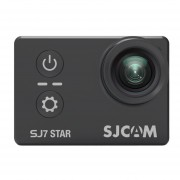 Sjcam Sj7 Star 4k Nativos 2.0 Pulgadas Wifi Pantalla Tactil 16.0mp Deportes Videocamara Con Caja Estanca, Ambarella A12s75 Programa, 166 Grados Lente Gran Angular, 30m Impermeable (negro)
