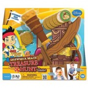 Jake and The Never Land Pirates Shipwreck Beach Treasure Hunt Game Yellow