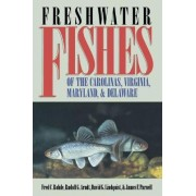 Freshwater Fishes of the Carolinas, Virginia, Maryland and Delaware by Fred C. Rohde