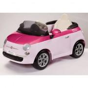 Peg Perego automobil Fiat 500 6v pink / fucsia P75061162