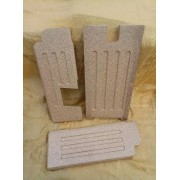 RAVELLI GROUP Kit Vermiculite Firex 600 Cod 071-66-001a