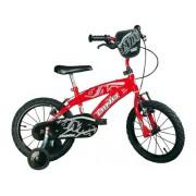WDK PARTNER - A0900943 - Vélos et Véhicules pour enfants - Vélo BMX 16 pouces - Modèle aléatoire