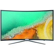 Televizor LED Samsung UE55K6372, curbat, smart, Full HD, PQI 800, 55 inch, DVB-T2/C/S2, negru