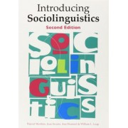 Introducing Sociolinguistics by Rajend Mesthrie