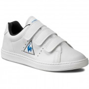 Sneakers LE COQ SPORTIF - Courtone Ps Syn Lea 1520948 Optical White