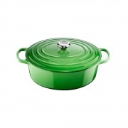 Le Creuset Signature Oval Gryta 410cl, Rosemary