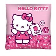 Perna Hello Kitty roz, 40x40, lalele