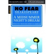 A Midsummer Night's Dream (No Fear Shakespeare) by William Shakespeare
