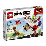 LEGO Angry Birds 75822 Piggy Plane Attack Building Kit 168 Piece