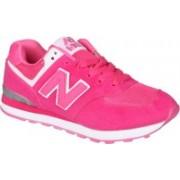 New Balance Running Shoes(Pink)
