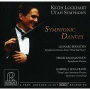 Keith Lockhart & Utah Symphony - Symphonic Dances (0030911110529) (1 HDCD)