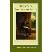 Keats's Poetry and Prose by John Keats