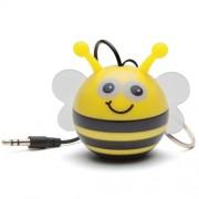 Boxa portabila KitSound MyDoodles Trendz Mini Buddy Bee