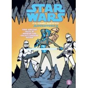 Star Wars Clone Wars Adventures by Fillbach Brothers