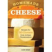Homemade Cheese by Janet Hurst