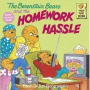The Berenstain Bears and the Homework Hassle by Stan Berenstain