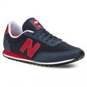 Balance Sneakersy NEW BALANCE - Classics Traditionnel U410MNR Granatowy
