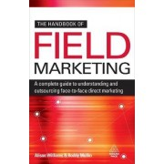 The Handbook of Field Marketing by Alison Williams