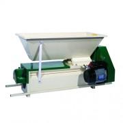 Zdrobitor-desciorchinator electric Marchisio FAMILY Smalto, 750 W, 1000-1500 kg/h, cuva vopsita