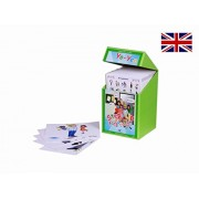 Tarjetas Educativas - Primario - Jardín de la infancia - Preescolar - English Step Up Flash Cards Kit for Elementary