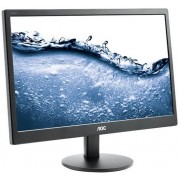 "Monitor TN LED AOC 19.5"" E2070SWN, HD+ (1600 x 900), VGA, 5ms (Negru) + Set curatare Serioux SRXA-CLN150CL, pentru ecrane LCD, 150 ml + Cartela SIM Orange PrePay, 5 euro credit, 8 GB internet 4G"