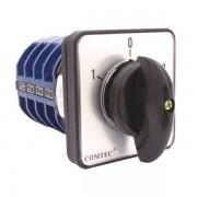 Comutator cu came 1-0-2 4P 4 etaje 20A Comtec MF0002-11920