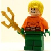 LEGO Marvel Superheroes Aquaman Minifigure from Set 76000