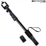 ShutterBugs SB-1288 Bluetooth Enabled Monopod Selfie Stick (Black)