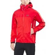 Millet Jungfrau GTX Jacket Men rouge/silver 2016 L Regenjacken