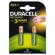 Acumulator Duracell AAAK2 750mAh 2buc Verde