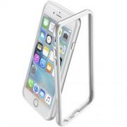 Husa Bumper Satin Argintiu APPLE iPhone 6, iPhone 6S Cellularline