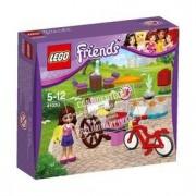 Lego le stand de glace d'Olivia 41030