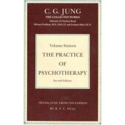 The Practice of Psychotherapy by C. G. Jung