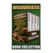Woodworking Collection: 50 Awesome Ideas for Creating Your Dream Garden and Decorating Your Home: (DIY Household Hacks, Wood Pallets, Wood Pal