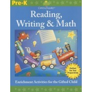 Gifted & Talented: Reading, Writing & Math, Grade Pre-K by Flash Kids Editors