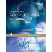 Encyclopedia of Genomics, Proteomics and Bioinformatics by Michael J. Dunn