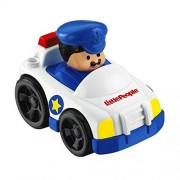 Fisher Price Little People Wheelies Police Car