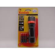 Kodak lanterna led, 750mW, IP62, 30 lumeni, zoom, cu baterii incluse 3 x AAA