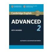 Vv.aa. Cambridge English: Advanced (cae) 2 Student S Book With Answers
