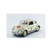 Rio RI4457 VW BEETLE MEDICAL DEUTSCHES 1955 1:43 Modellino