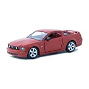 Diecast Model Ford Mustang GT (2006) in Red