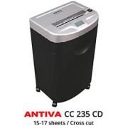 Antiva Departmental Shredders CC 235 CD