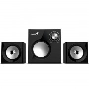 Sistem audio 2.1 Genius SW-2.1 370 8W RMS Negru