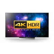"Sony KD-75XD8505 75"" 4K Ultra HD LED Android TV BRAVIA, DVB-C / DVB-T/T2 / DVB-S/S2, XR 800Hz, Wi-Fi, HDMI, USB, Speakers, Black"
