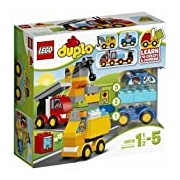 LEGO 10816 Duplo My First Cars and Trucks - Multi-Coloured