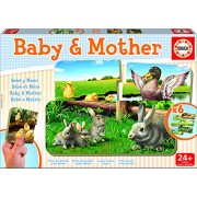 Educa 15865 - Baby & Mother Educativi Baby Educa