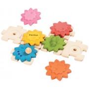 Plantoys - Pt5634 - Puzzle Classique - Engrenage Puzzles- Standard